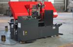 Автоматический двухколонный ленточнопильный станок H-400HAII